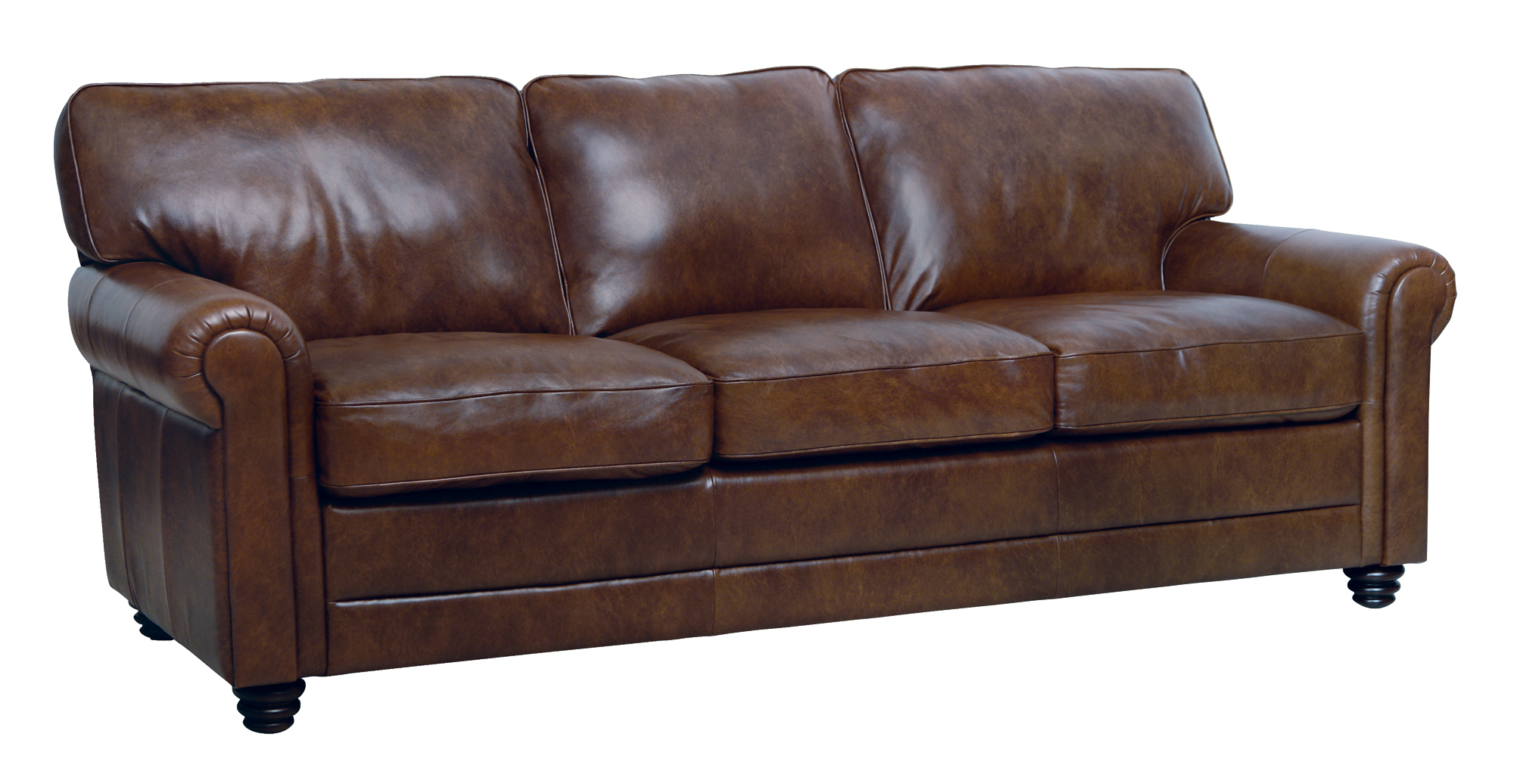 Gallery for leather sofa chair for Leather furniture