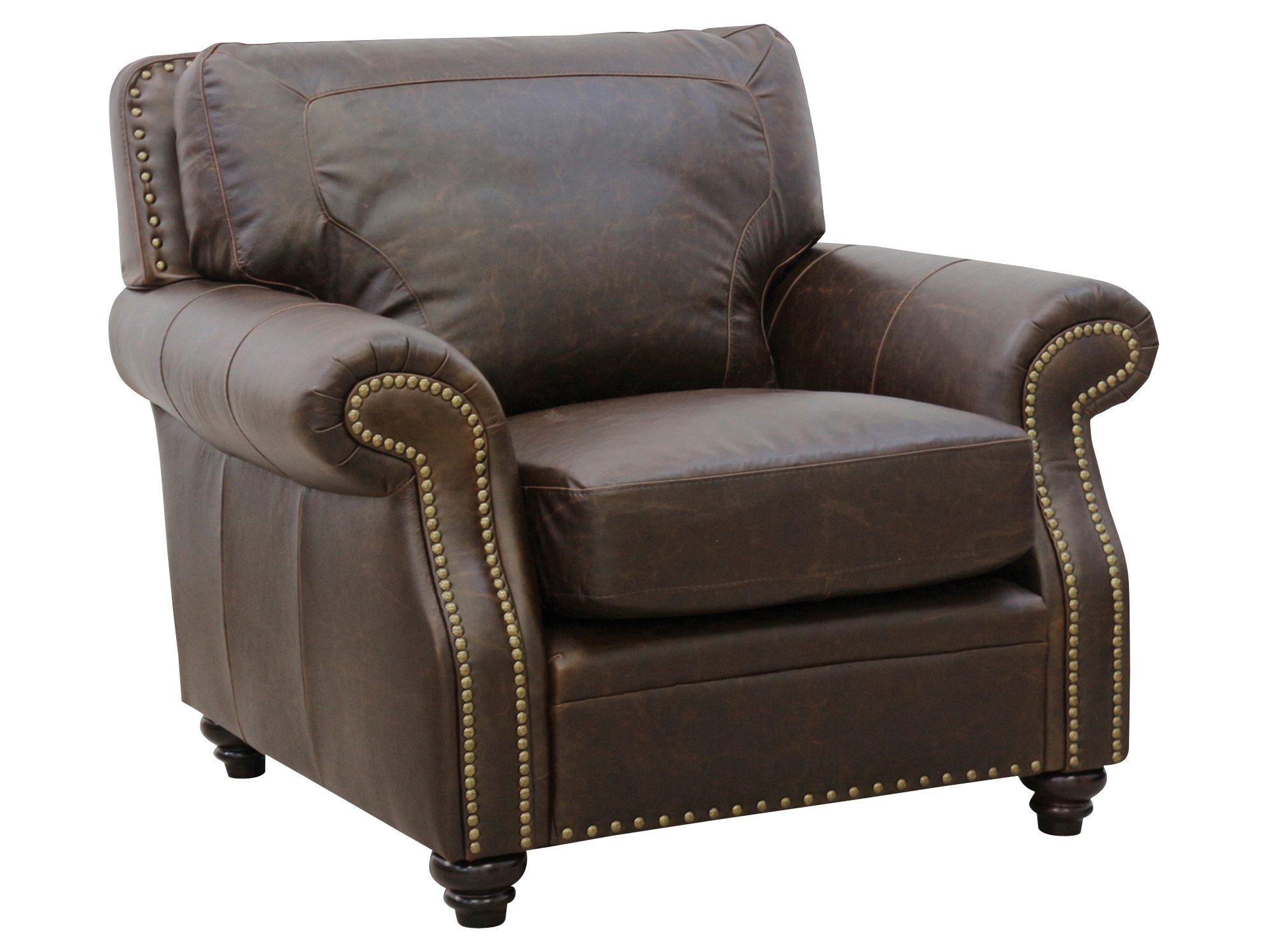 Black leather chair and a half - Mason Group Mason Angle Sofa