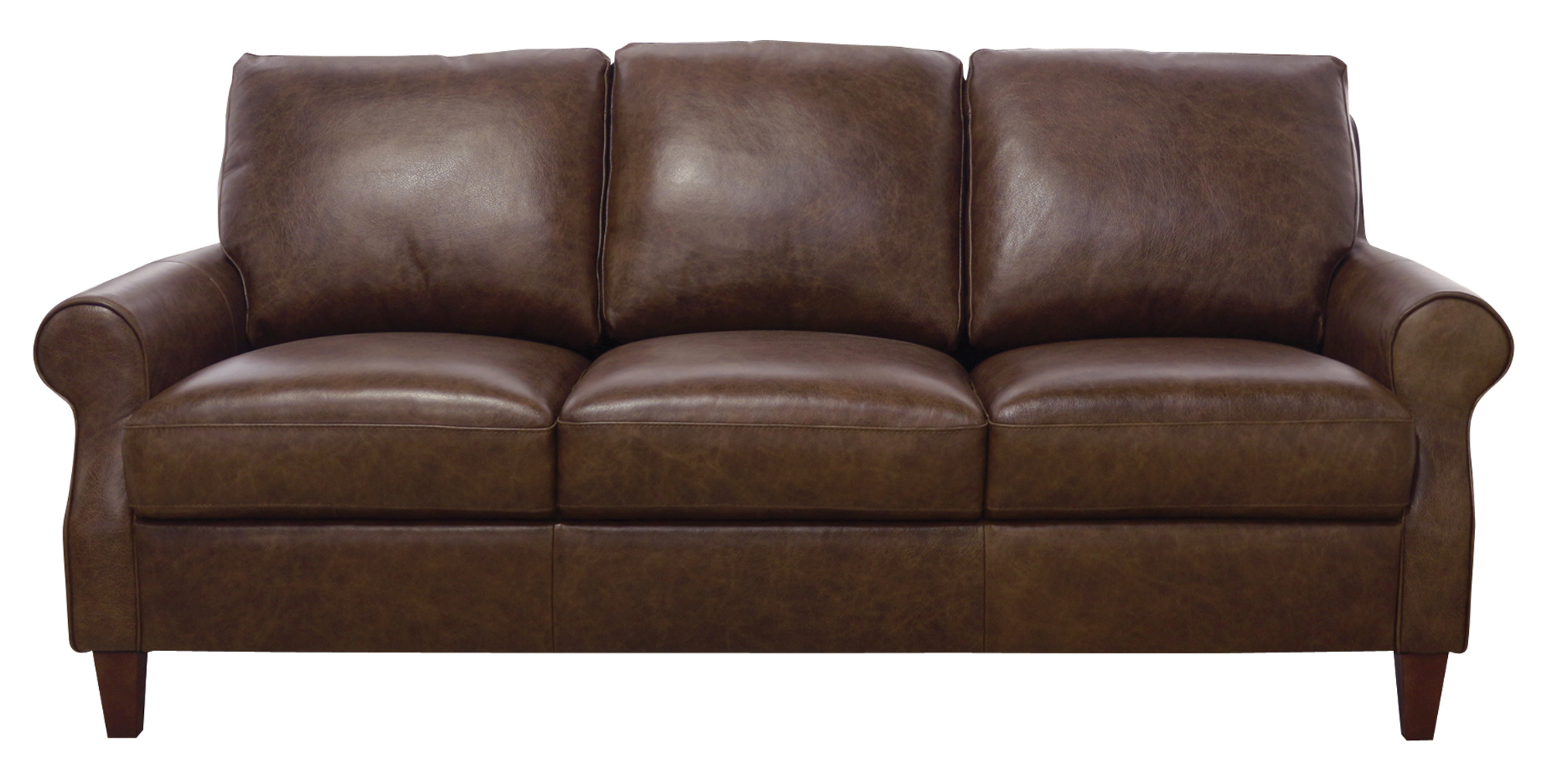 Sofa Overall Dimensions: W: 82″ | H: 38″ | D: 40″ Back Height: 18″ Arm Height: 24″ Arm Width: 7″ Inside Seat Dimensions: W: 68″ | H: 20″ | D: 21″